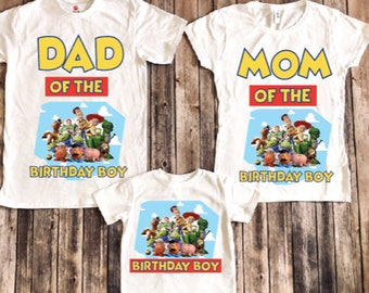 4671c984 Toy story birthday shirt, toy story, toy story birthday, toy story party,  disney birthday, disney matching, toy story shirt