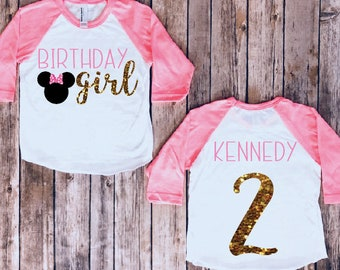 9316d0077 Minnie mouse birthday shirt, minnie birthday shirt, minnie mouse party, disney  birthday, disney trip, disney kids shirt, minnie shirt