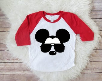 Mickey Mouse Shirt Etsy