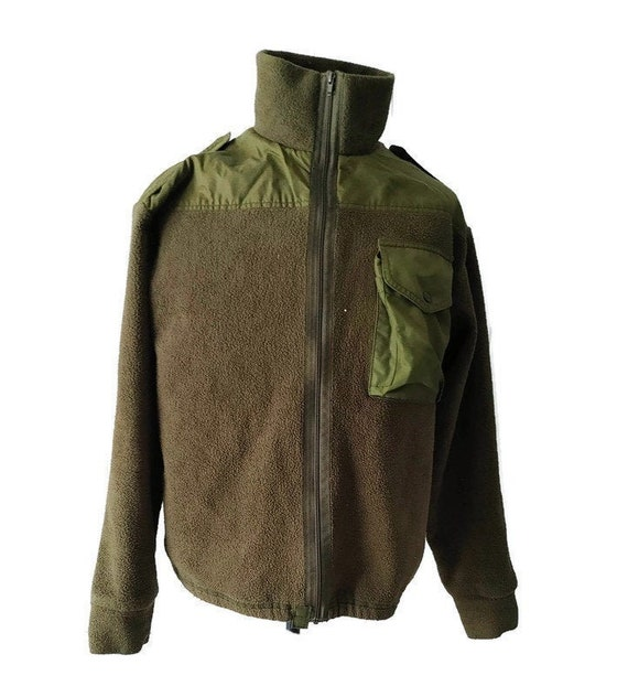 military sweater/military pull/olive green/Canadia