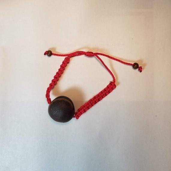 Ojo de Venado Adult Mexican bracelet Deer Eye bracelet Evil Eye bracelet