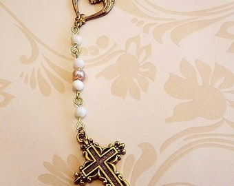 Rosary: Turtles&Pearls
