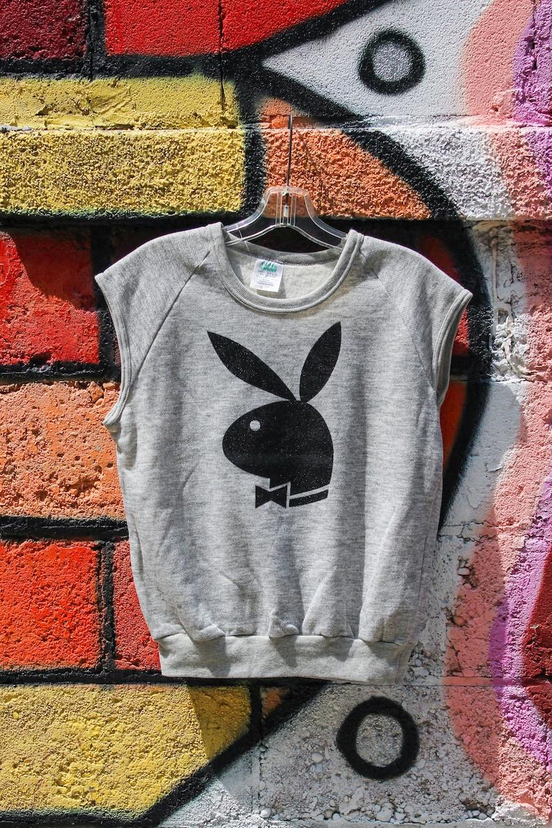 82c94aa32baf Multiple colors & sizes 80's Playboy sleeveless   Etsy