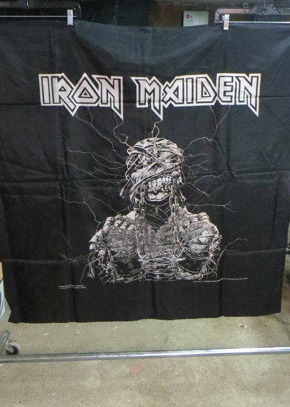 Iron Maiden Heavy Metal Rock Band Giant Wall Art Poster Print