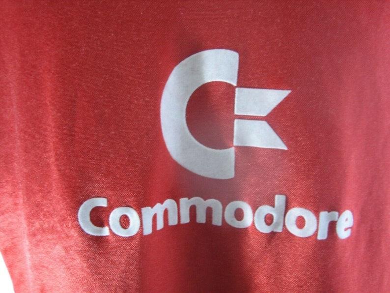 Rare Vintage 80S Commodore Jersey Shirt Adult Bayern Munchen VIC 20 64 128 VTG