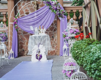Lilac Wedding Etsy