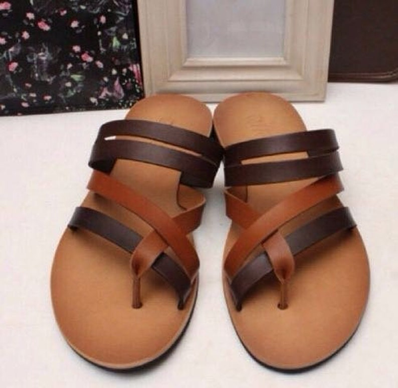 Leather Sandals / Mens Sandals / Womens