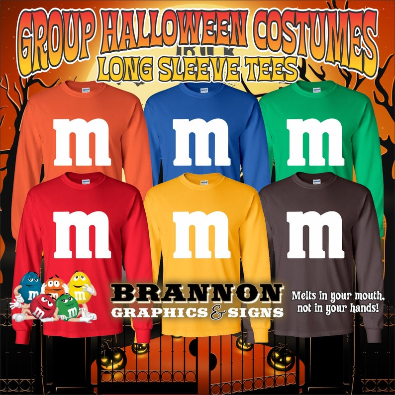 b24baa7fb63 Halloween Group Costumes   Group Costumes   M and M Candy
