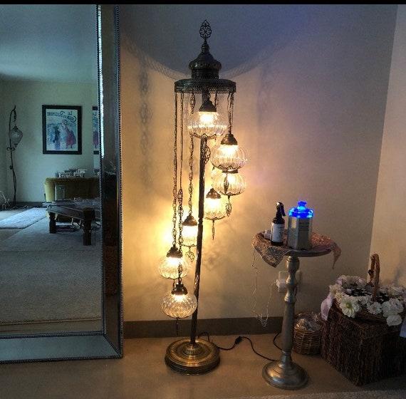 Super GRATIS VERZENDING Staande lamp vloerlamp vloer licht   Etsy #ET87