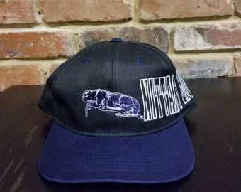 54fd4e44b930ab Vintage Penn State Nittany Lions Snapback Hat