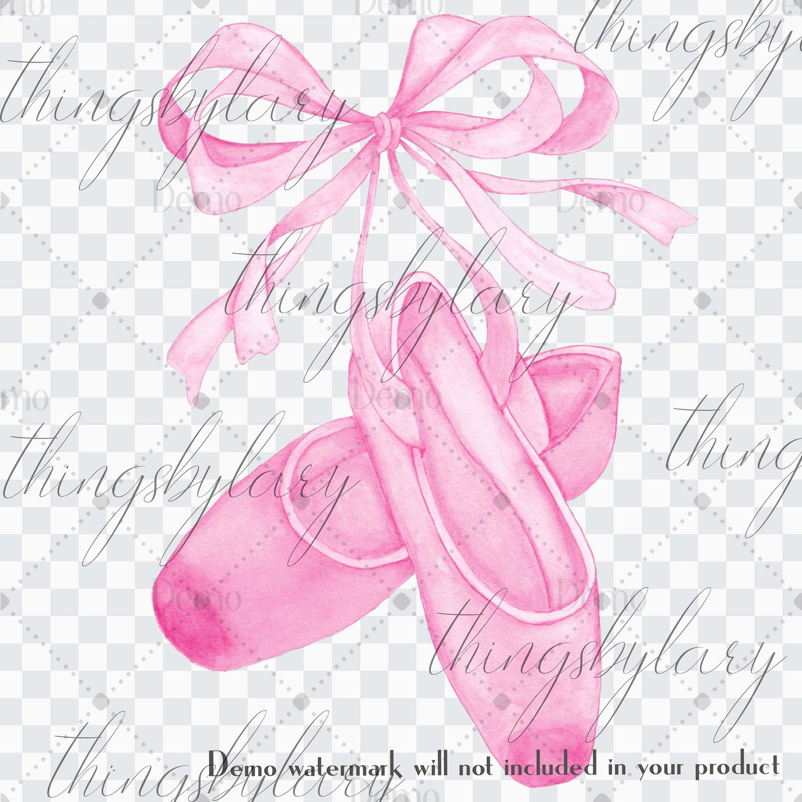 100 hand painted watercolor bow ballet shoes clip arts 300 dpi instant download commercial use transparent watercolor princess b