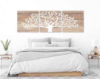 Tree Of Life, Wood, Wall Print, Wall Art, Digital, Printable