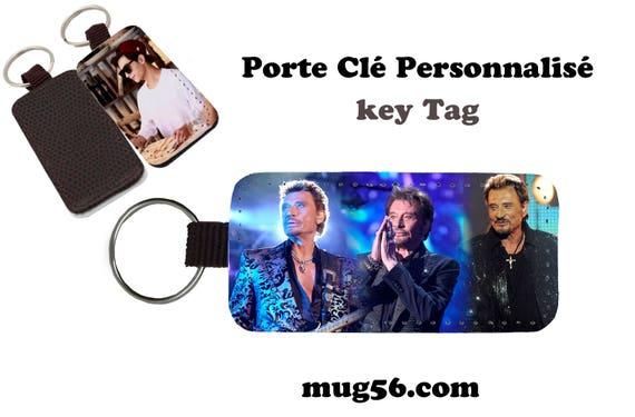 alex o/'loughlin #110 hawaii five-0 5-0 porte clés  keychain key tag ring