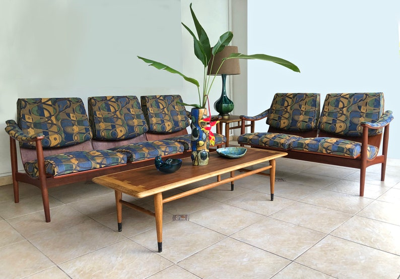 Excellent Super Rare Thonet Bentwood Sofa And Loveseat Mcm 60S Completely Restored Reupholstered Thonet 3 Seater 2 Seater Sofas In Mint Conditions Uwap Interior Chair Design Uwaporg