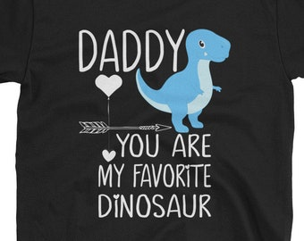 41eee79b Fathers Day Gift Papasaurus Shirt - T-Rex T-Shirt Mens My Favorite Dinosaur  Dad Tee, Fathers Day Gift, Matching Daddysaurus T Shirt
