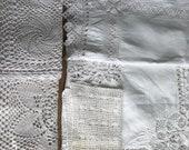 Vintage linen bundle