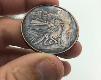 Celtic Lore Challenge Coin #2