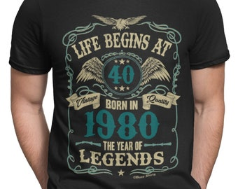 Legends are Born in May Cool Ornamented Quote Mens T-Shirt Small White