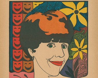The Carol Burnett Show Limited Edition Print