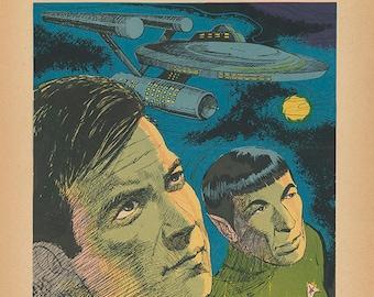 Star Trek Limited Edition Print