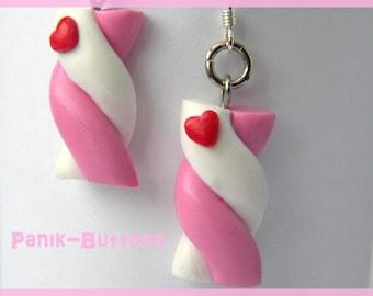 Bo Marshmallow heart handmade