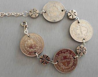 Money Money 1 FRANC bracelet