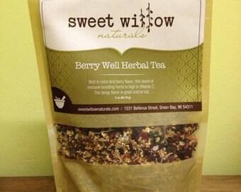 Berry Well Herbal Tea
