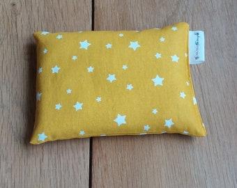 Heating pad organic seeds - stars