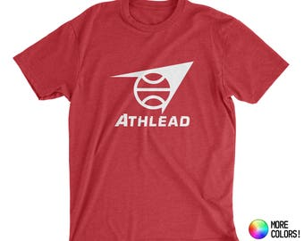 Athlead T-Shirt (inspired by The Office) - Premium Fitted Next Level CVC Crew Blend