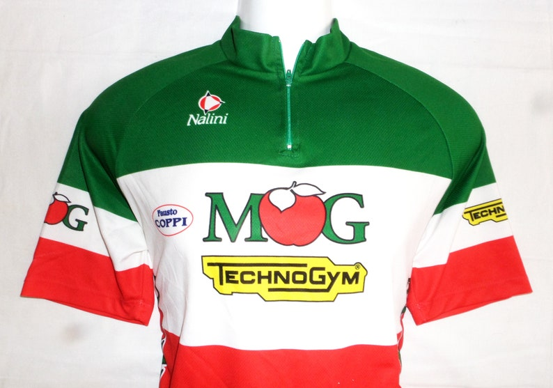 52155ab8b Maglificio Mg Technogym 1996 97 Excellent VTG 1996s Cycling