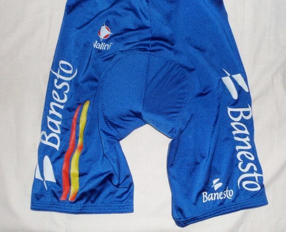 Banesto Cycling Team ,Exc.ellent VTG 1997s Cyclin… - image 7