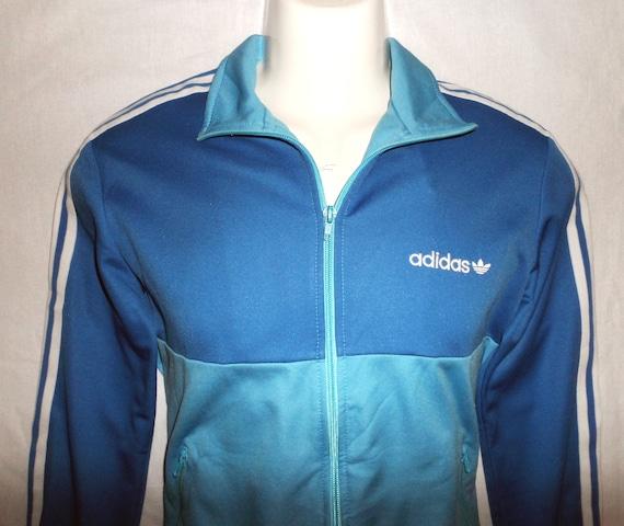 Adidas Herren Trainingsanzug Brasil Track Top blau: Adidas