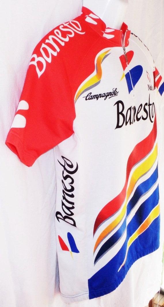 Banesto Cycling Team ,Exc.ellent VTG 1997s Cyclin… - image 6