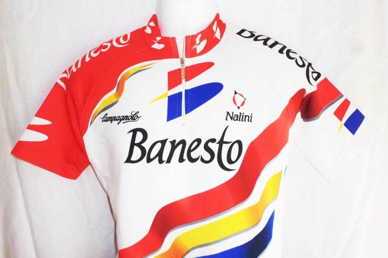 Banesto Cycling Team Exc.ellent VTG 1997s Cycling Short  fac533921