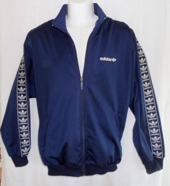 Neu Jahrgang 1980 Adidas Trainingsanzug Jacke L im Angebot
