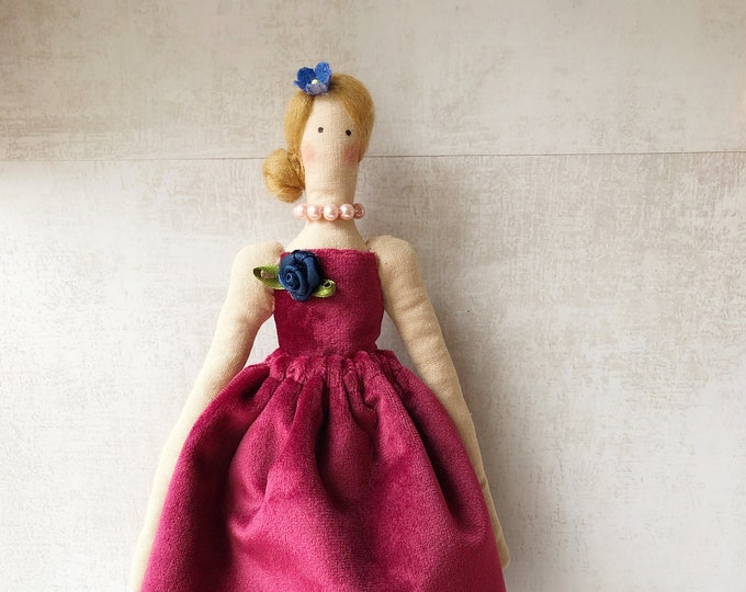 Muñeca Tilda princesa