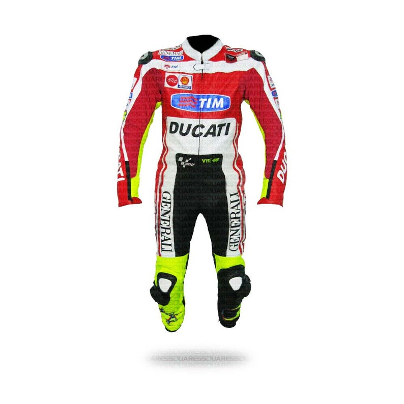 New Ducati Riding motorbike Suit One piece Ducati Motorcycle racing leather suit