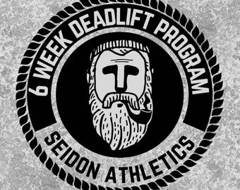 6 Week Conjugate Deadlift Only Program