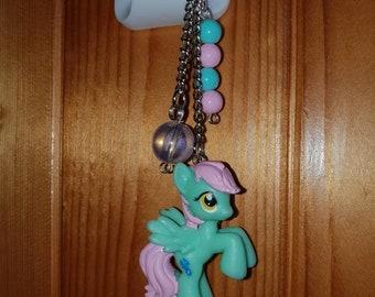 My Little Pony bag charm