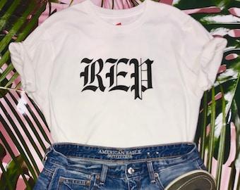 "Taylor Swift ""Rep"" T-shirt"
