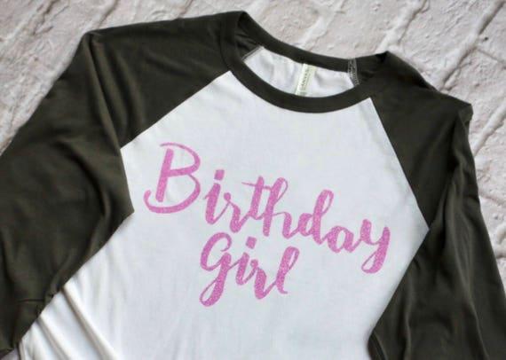 Birthday Girl Shirt For Women