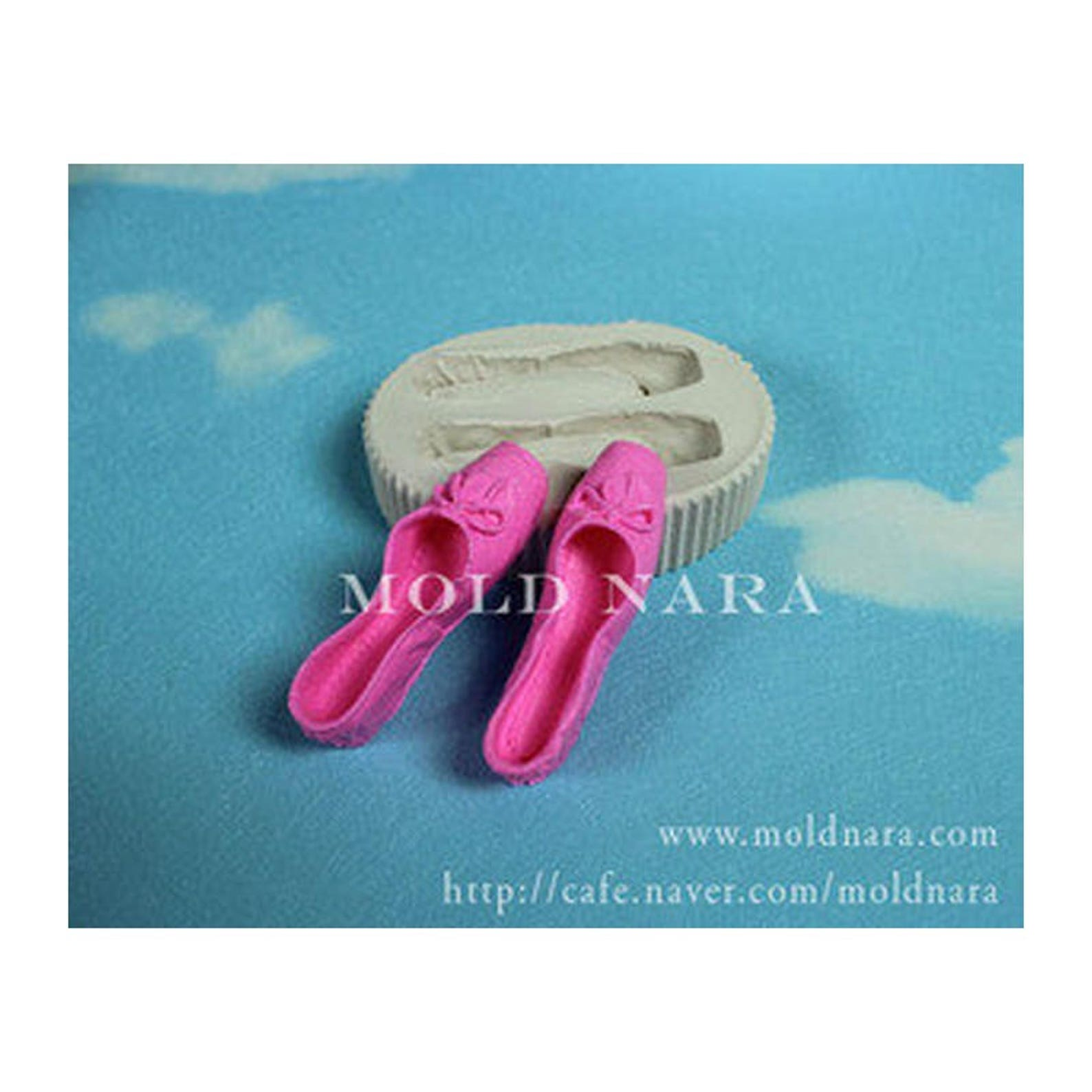 sugarcraft molds polymer clay cake border mold soap molds resin candy chocolate cake decorating tools ballet shoes mold 90989