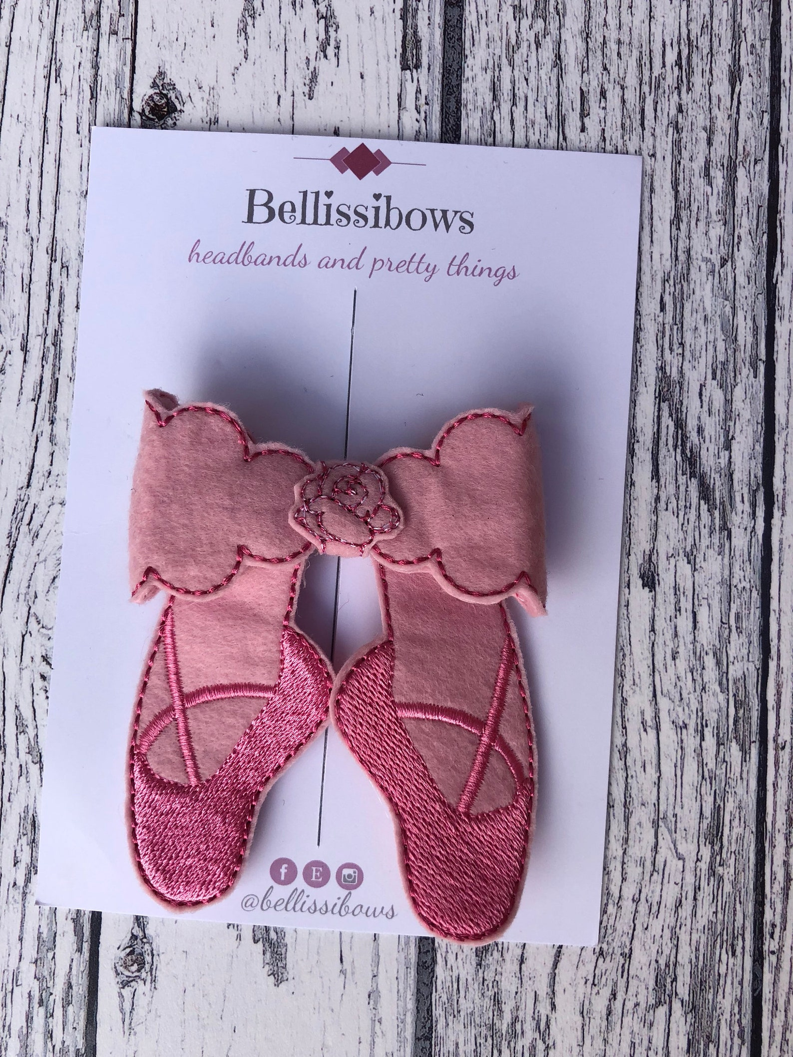 ballerina bow, ballet shoes, ballet bow, dancer bow, ballerina hair accessories, ballet dancer hair clip