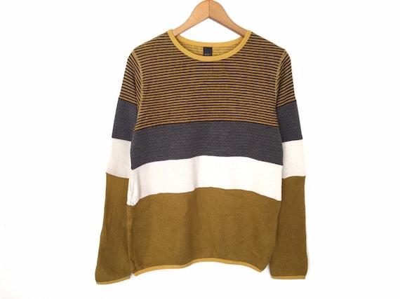Stripe Sweatshirt Long Sleeve Punk Rock Style Nice
