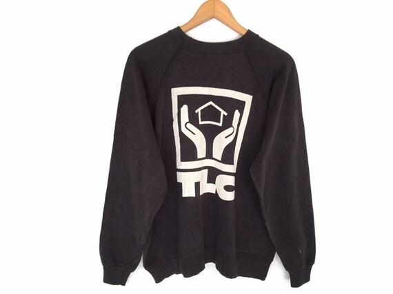 LTC Staff Spellout Pullover Jumper Sweatshirt Fade