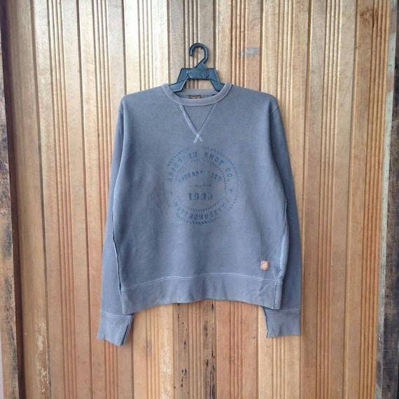Timberland Spellout Pullover Jumper Sweatshirt