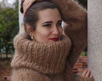 """Super sweater """"Mohair Tale"""""""