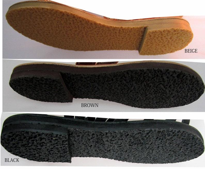 Wedding sandals Brown shoes women Sandals women Leather sandals women CORFU Sandales grecques Greek sandals
