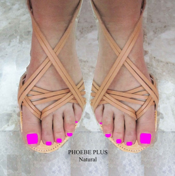 23027a634d5ba6 Sandals Women sgift for her Natural Leather Sandals