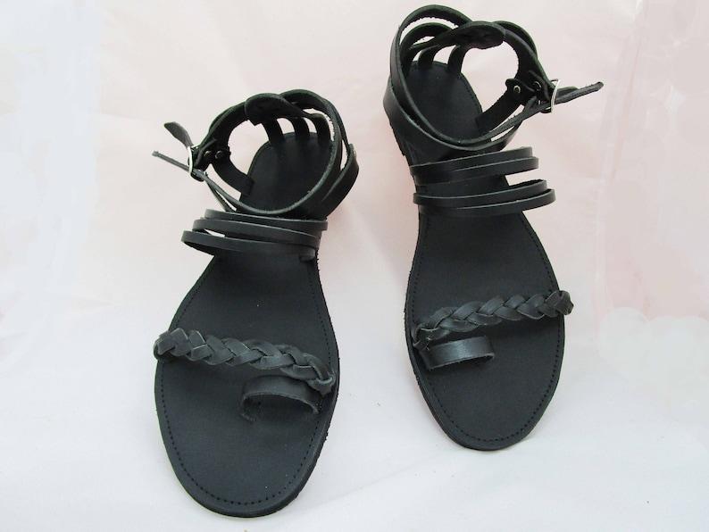 185533951b48f HESPERIDES sandals, women Greek leather sandals, Black sandals, womens  leather sandals,ancient Greek sandals, Griechische Leder Sandalen